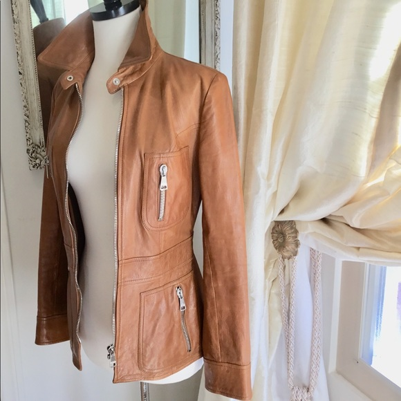 Dolce   Gabbana Jackets   Coats   Authentic Dolce Gabbana Leather ... 427ab0cb98